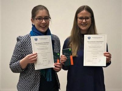 Lisa Focke und Nadine Koch